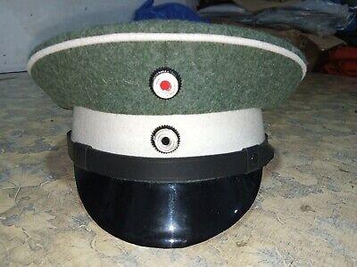 ww1 german imperial army visor cap