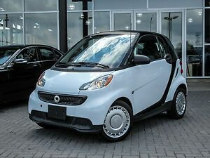2013 Smart fortwo pure cpé