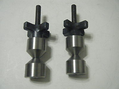 1 14-two Hole Pin-stainless- 38-16 Quick Knobs