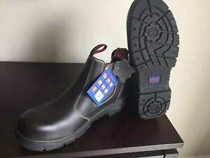 PAIR BRAND NEW MENS STUBBIES BOOTS STEEL CAPPED