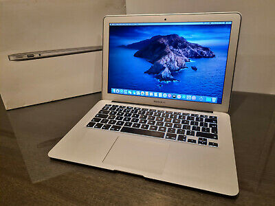"Apple MacBook Air 13.3"" 2017 - Intel Core i5 1.80Ghz - 8GB RAM - 256GB SSD"