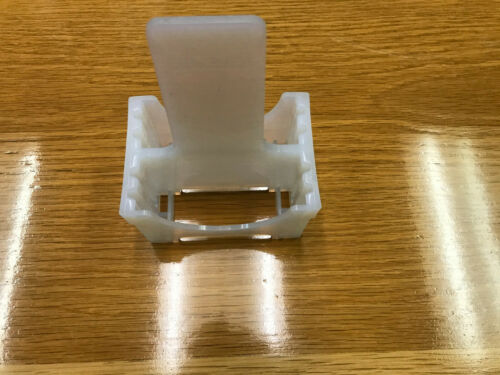 "4 Inch Teflon Cassette PFA FLUOROWARE A84 for 4""x4"" squares"