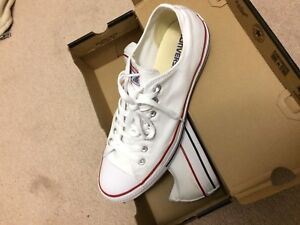 Men's Converse chuck taylor all star low size 9 vnds