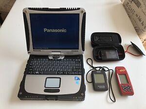 Panasonic Toughbook Touchscreen CF-19 & GPS