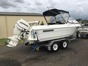 Seafarer VICTORY 6.0 SPORT FISHERMAN Horsley Park Fairfield Area Preview