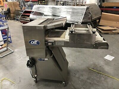 Lvo Dough Sheeter Roller Moulder Sm24 French Baguette Bakery