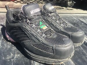 MOOSEHEAD Steel Toe Safety Shoes sz. 7.5