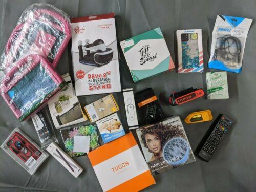 Amazon returns whole sale lot 10 items.