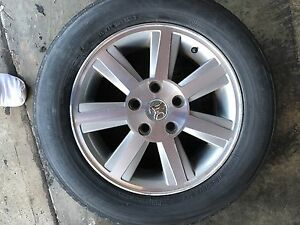 """15"""" Vz Berlina wheels and tyres Sydney City Inner Sydney Preview"""
