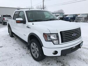 2012 Ford F-150 FX4 FX4 | Heated/Cooled Seats | Rear Camera