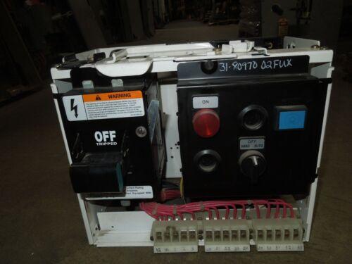 "Siemens Model 95/95+ Size 1 FVNR Starter MCC Bucket Breaker 12"" 4-6.3A Overload"