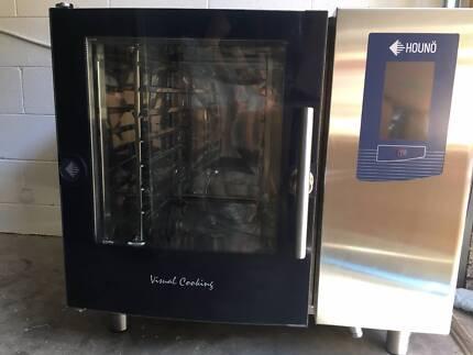 Houno Combi Oven Visual Cooking