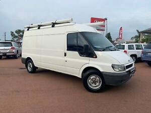 2005 FORD TRANSIT LWB TURBO DIESEL Myaree Melville Area Preview