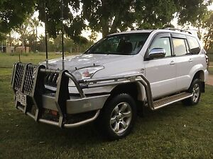 Prado-Caravan ready. Broughton Charters Towers Area Preview