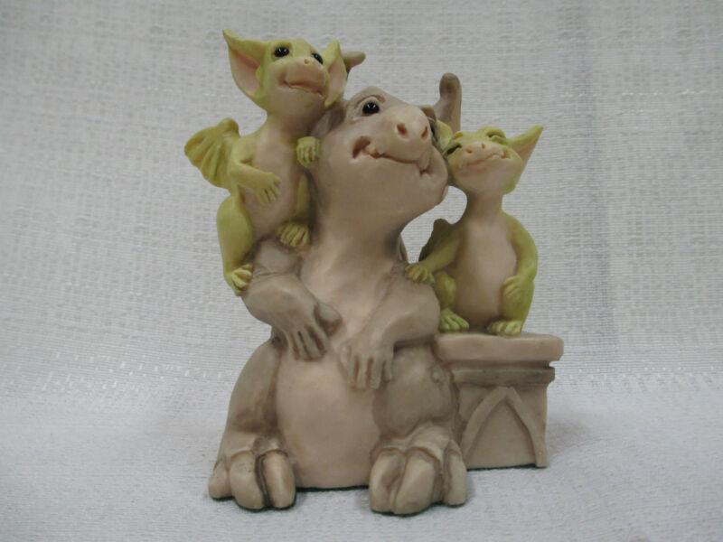 Whimsical World Of Pocket Dragons Friends Real Musgrave NIB