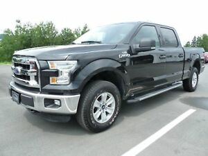 Ford F-150 Cab SuperCrew 4RM  XLT, JAMAIS ACCIDENTÉ