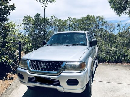 2004 Mitsubishi challenger NO RWC OR REGO Cashmere Pine Rivers Area Preview