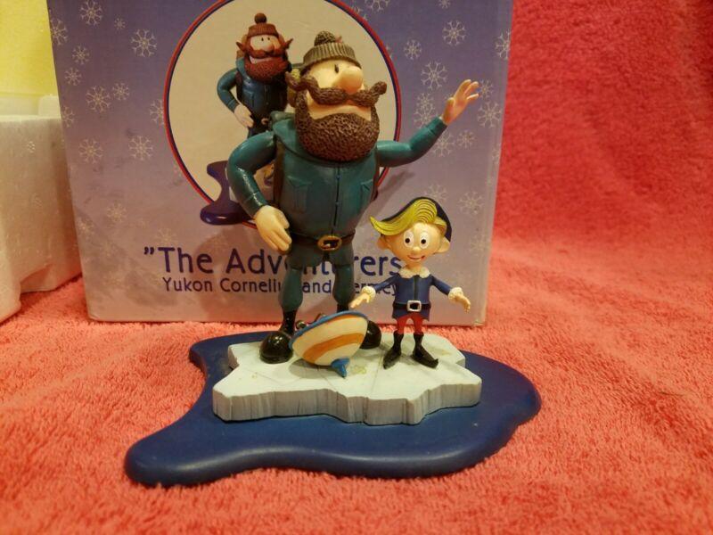Rudolph and The Island Of Misfit Toys Adventurers Yukon Cornelius & Hermey