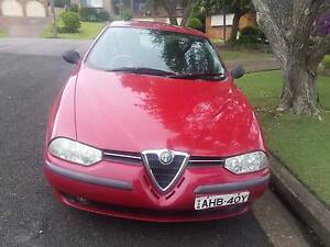 1999 Alfa Romeo 156 Sedan Kotara Newcastle Area Preview