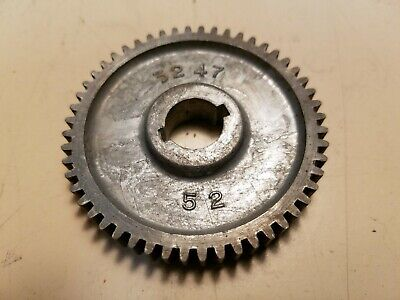 Atlas Craftsman Dunlap 101 618 109 Metal Lathe 109 6 Gear 52 Teeth  3247