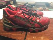 Asics Gel Lethal Ultimate 9 soccer football shoes Chadstone Monash Area Preview