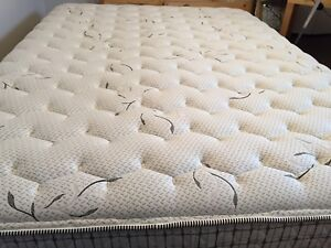 Queen mattress in new condition.