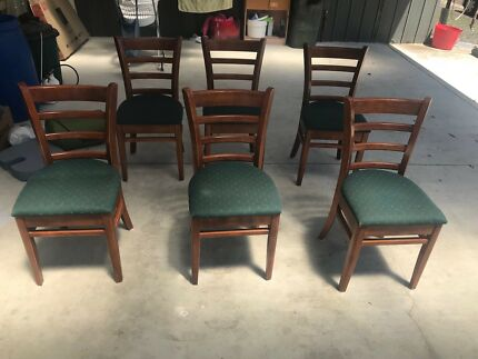 Dining chairs, very comfortable
