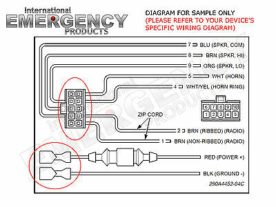 pa300 siren wiring diagram 10 pin plug pa300 wiring diagrams cars description 10 pin connector plug for federal signal pa300 siren 69000 690001 690002 690004 pa siren wiring diagram