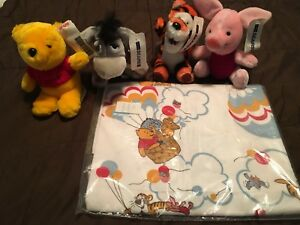 Winnie the Pooh collectibles