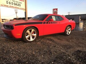 MUST SEE! 2010 Dodge Challenger SRT8