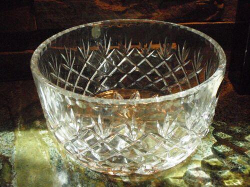 OFNAH Crystal Hand Cut Bowl