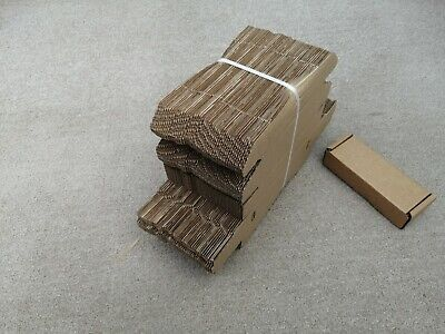 Small cardboard packing boxes. 18x6,5x4,5 cm. 50 pieces /bundle.