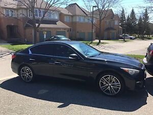 2015 Infiniti Q50 sport AWD **DELUXE TOURING TECHNOLOGY PACKAGE*