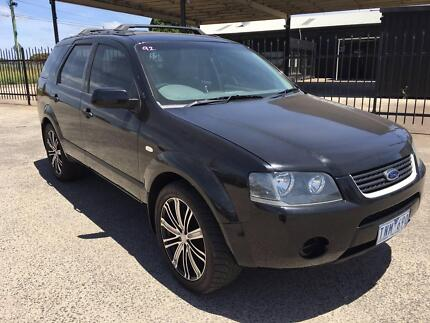 2005 Ford Territory  - Finance or (*Rent-To-Own *$55 pw)