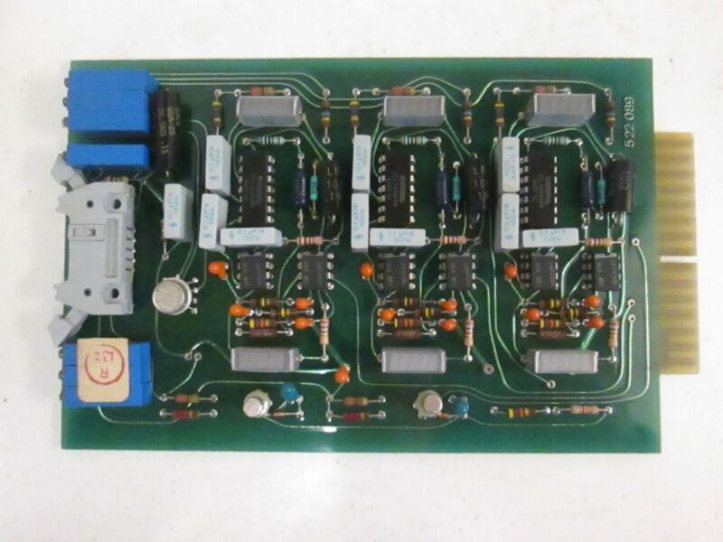 Tempress 5 22 089 PCB, Used