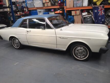 Ford falcon coupe Bayswater North Maroondah Area Preview