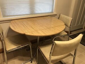 Kitchen Table & Chairs (5 piece)