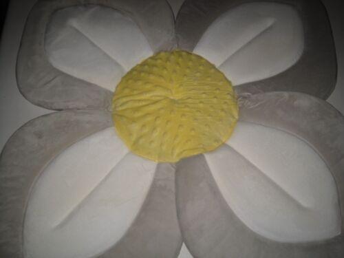 Blooming Bath Lotus - Baby Bath (Gray/Light Yellow) USED ONCE