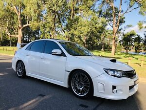 2011 Subaru Impreza STI Spec R AWD Turbo 6spd Pearl White