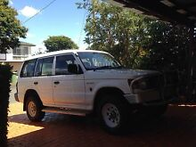 Turbo diesel Pajero swap for a road bike Bray Park Pine Rivers Area Preview