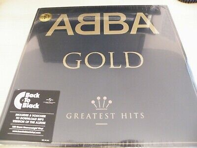 "ABBA : Gold: Greatest Hits Vinyl 12"" Album 2 discs  ***NEW***"