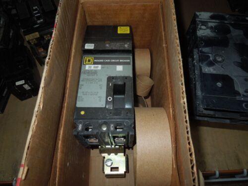 Square D I-line Fa24030bc 30a 3p 480vac 250vdc (b&c Phasing) Circuit Breaker New