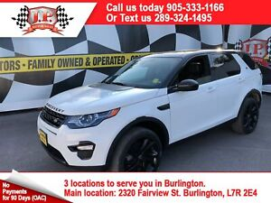 2016 Land Rover Discovery Sport HSE Luxury Leahter, Sunroof, 4x4