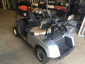 Electric EZGO  golf cart