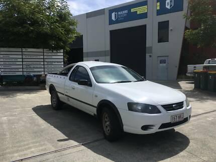 2007 Ford Falcon RTV Ute Burleigh Heads Gold Coast South Preview