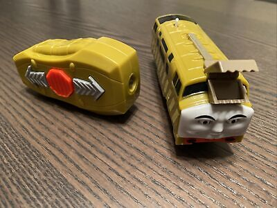 2012 Thomas The Train Trackmaster R/C DIESEL 10 Remote Control Tested Works Toy