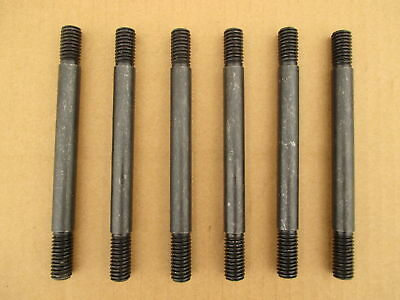 6 Manifold To Engine Studs For Allis Chalmers Wc Wd Wd45 Wf