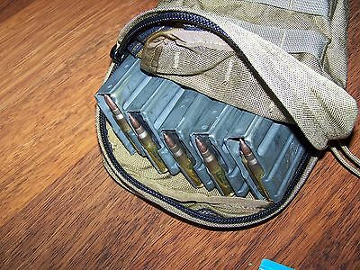 SPECTER Military Coyote MOLLE Utility Canteen Mess Kit Ammo Magazine & P38
