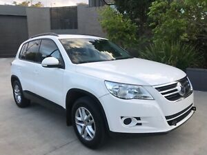 2009 Volkswagen Tiguan 103 TDI Automatic SUV Rocklea Brisbane South West Preview
