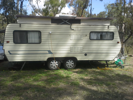 For sale pop top caravan